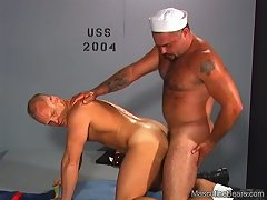 A good sailor always make sure to lick and finger asses before fucking them deep